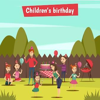 Bithday party dla dzieci