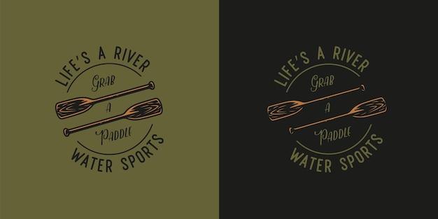 Biwakowanie i sporty wodne na kajaku i tratwie
