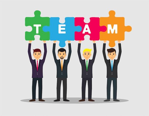 Biznesowa praca zespołowa
