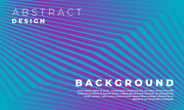 Błękitny i purpurowy geometryczny abstrakcjonistyczny tło
