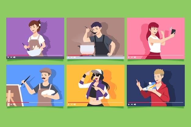 Blogerzy na ekranie