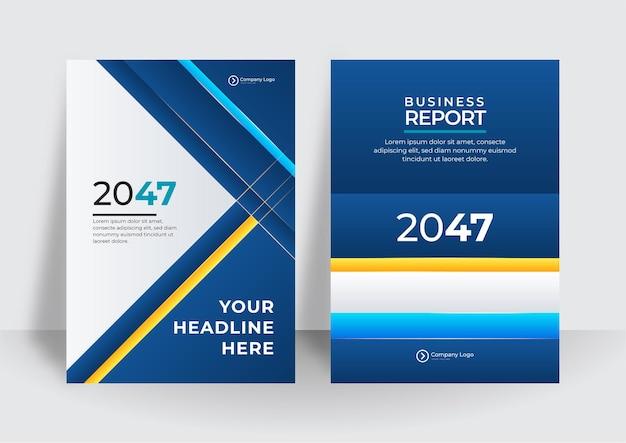 Blue corporate identity cover business vector design, ulotka broszura reklamowa abstrakcyjne tło, ulotka nowoczesny plakat szablon układu magazynu, roczne sprawozdanie do prezentacji.