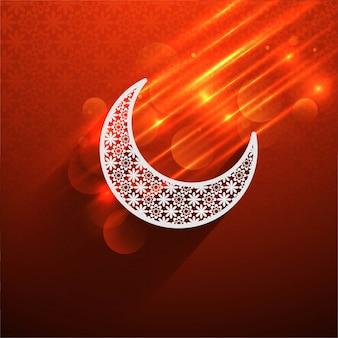 Błyszczące ramadan tła kareem