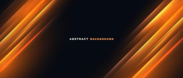 Błyszczące światło abstrakcyjne tło