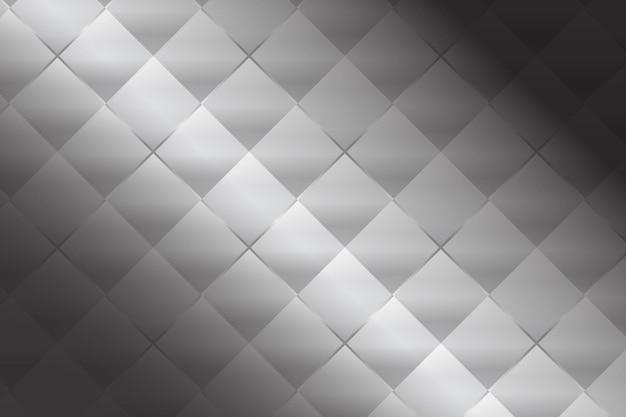 Błyszczący sześcian geometryczne tło
