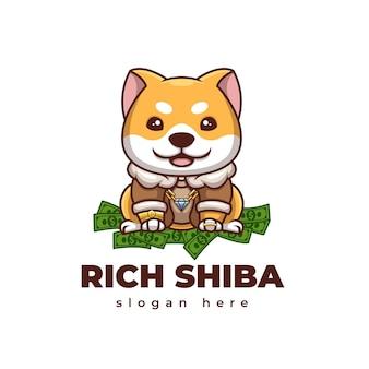 Bogate logo shiba