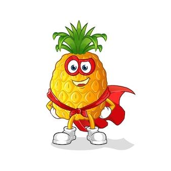 Bohaterowie ananasa