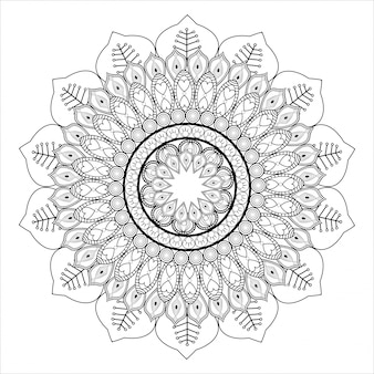Bohemic koncepcja reprezentowana przez ikonę mandale