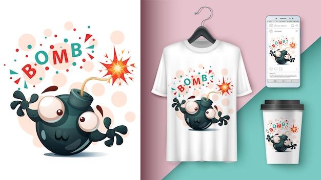 Bomba cutr - makieta dla twojego pomysłu