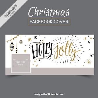 Boże facebook okładka w stylu retro