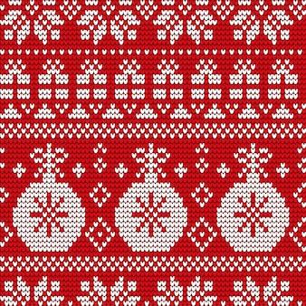 Boże narodzenie dekoracyjne tło, ozdoba na sweter