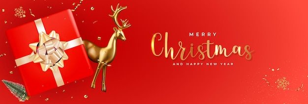 Boże narodzenie tło strony wakacje. szczęśliwego nowego roku i wesołych świąt plakat szablon. ilustracja wektorowa