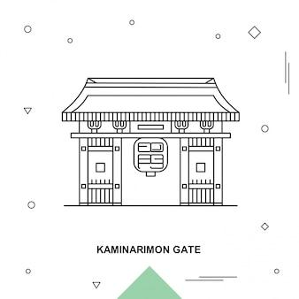 Brama kaminarimona