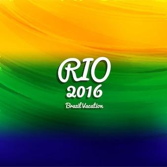 Brazylia kolory tła