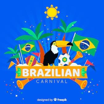 Brazylijski karnawał