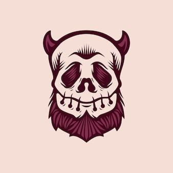 Broda czaszka