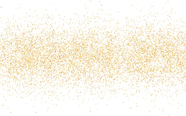 Brokat złoty blask na przezroczystym tle