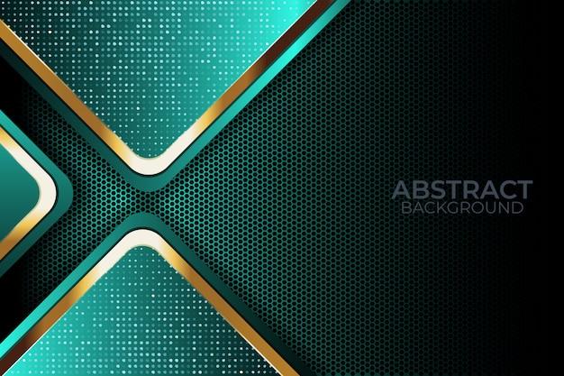 Brokatowe światło tła z nowoczesną technologią abstrakcyjnego koloru