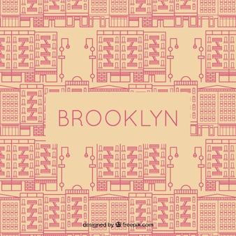 Brooklyn wzór