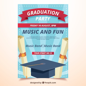 Broszura dla firm sunburst z dyplomami i kapslem