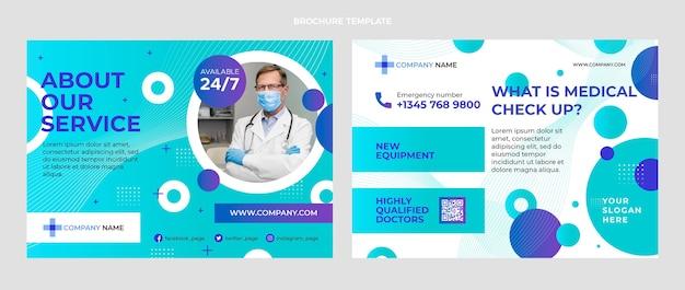 Broszura dotycząca usług medycznych z gradientem