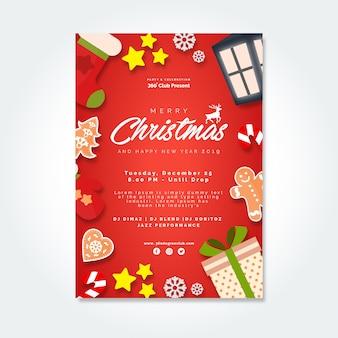 Broszura świąteczna z prezentami