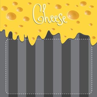 Broszura wektor ser na ciemnym tle z pasków