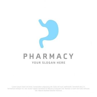 Brzuch pharmacy logo