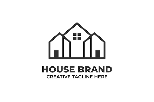 Budowa domu monoline logo