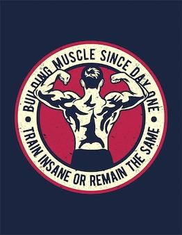 Budowanie mięśni