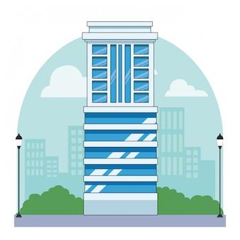 Budynek miejski i architektura miasta