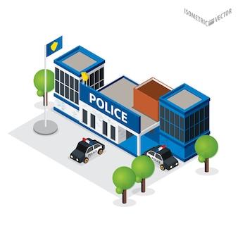Budynek policji
