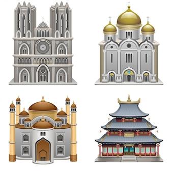 Budynki sakralne