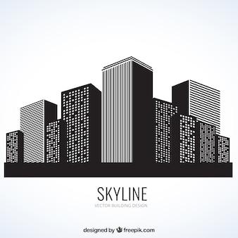 Budynki skyline