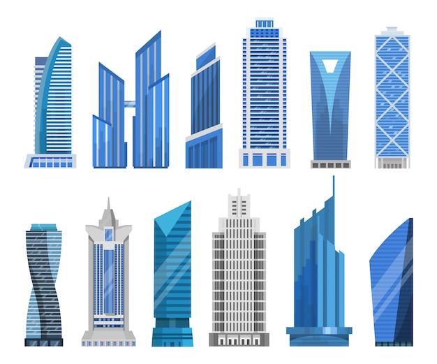 Budynki wieżowce