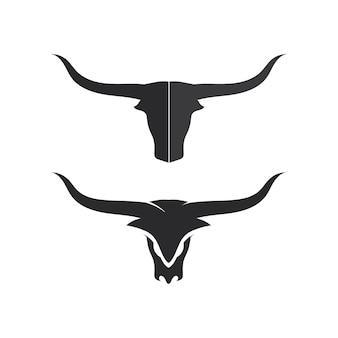 Bull buffalo głowa, krowa, wektor logo maskotki zwierząt dla sportu róg bawół, zwierzę, ssaki, głowa logo, dziki, matador