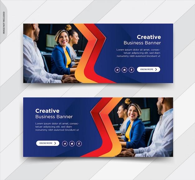 Business facebook obejmuje baner społecznościowy
