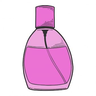 Butelka perfum.