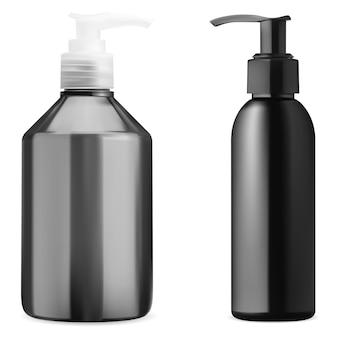 Butelka z pompką do żelu do mycia naczyń