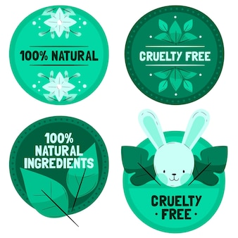 Bycie przeciwko zestawowi odznak okrucieństwa wobec zwierząt