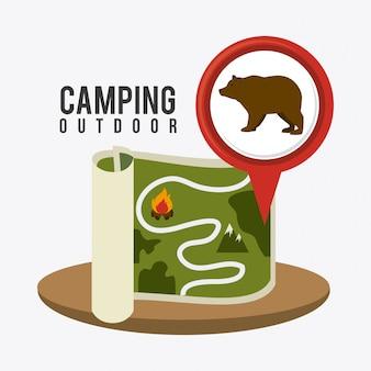 Camping, podróże i wakacje