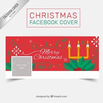 Candelabra święta facebook okładka