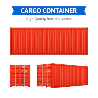 Cargo fracht container