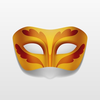 Carnival masquerade party mask