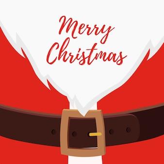 Cartoon święty mikołaj brzuch, pocztówki świąteczne