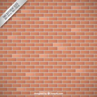 Ceglany mur w tle