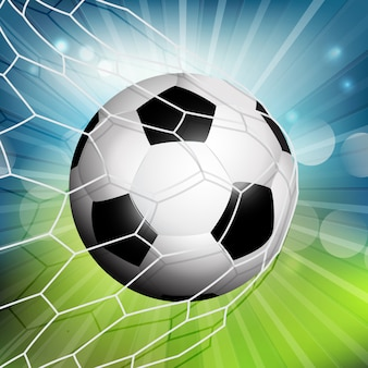 Cel piłkarski