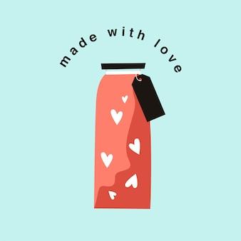 Celebratory valentine's day vector