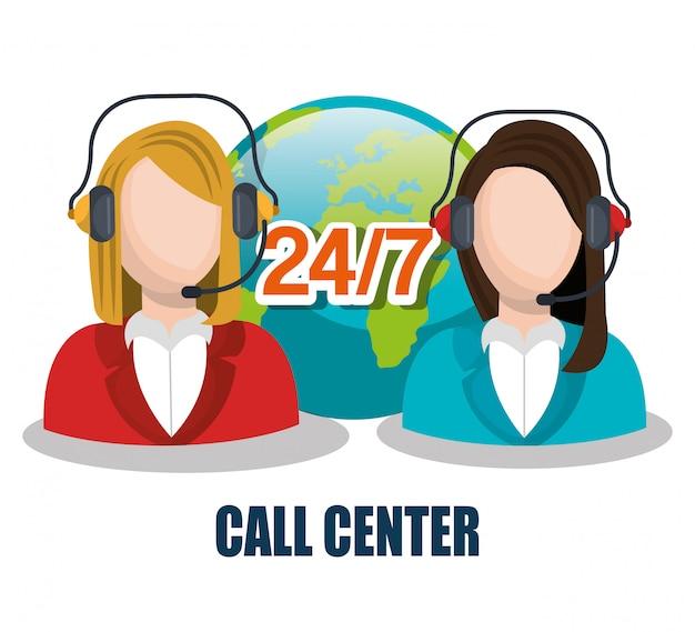 Centrum telefoniczne