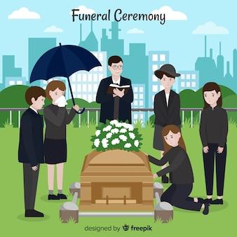 Ceremonia pogrzebowa